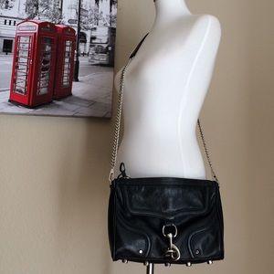 Rebecca Minkoff Crossbody bag chain leather